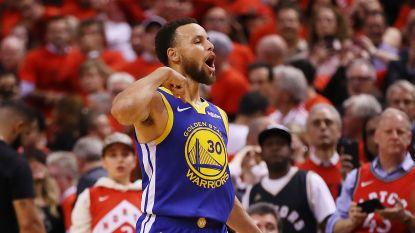 """NBA-ster Stephen Curry maakt rentree na maanden blessureleed: """"Ik ben terug. Eindelijk!"""""""