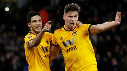 Zuur avondje voor Mignolet en scorende Origi: Wolverhampton en Dendoncker knikkeren Liverpool uit FA Cup