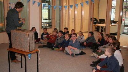 BiblioWaas trakteert leerlingen op poëzie