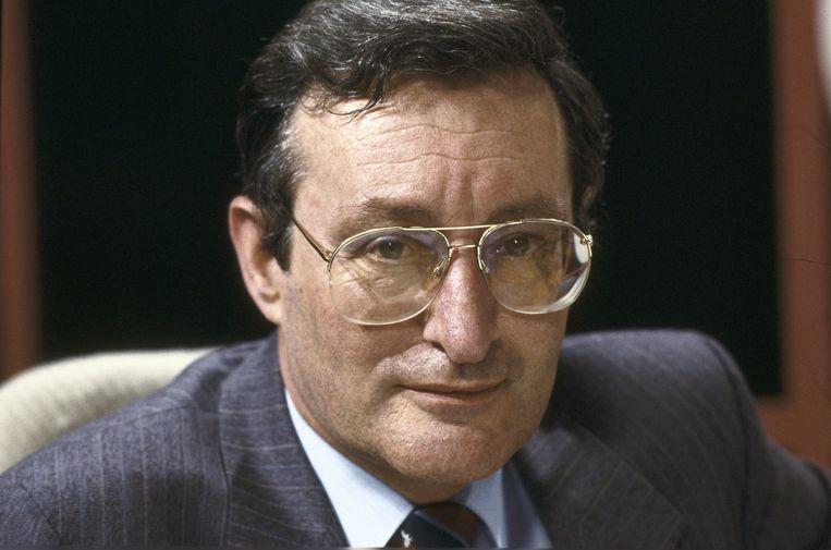 Voormalig journalist Ed van Westerloo is zondag op 81-jarige leeftijd overleden.  Beeld ANP Kippa