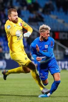 Zieke Stegeman, geblesseerde Johnsen en comeback Van Polen bij PEC Zwolle