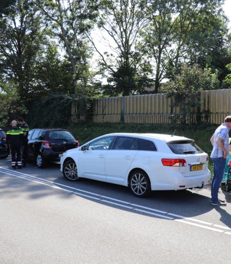 Eén gewonde bij aanrijding in Maarssen
