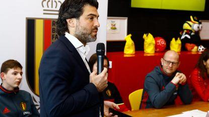 """Mehdi Bayat na stopgezette match door mist: """"Misschien moeten we reglementen wijzigen"""""""