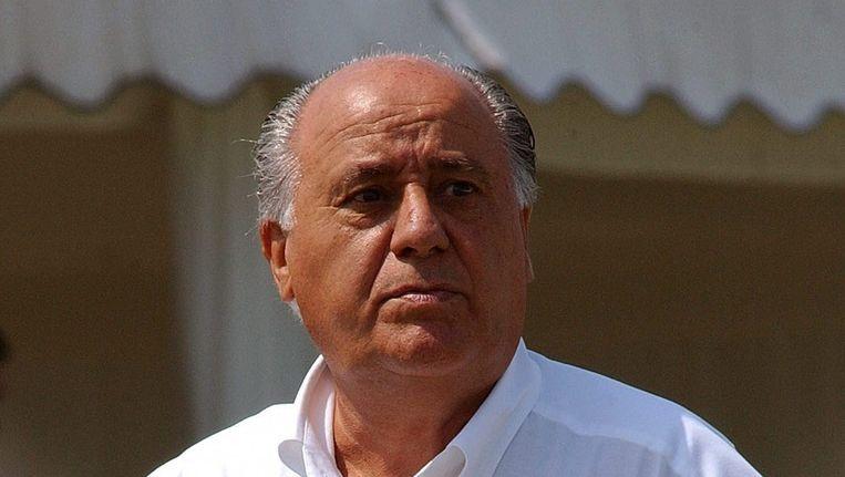 Amancio Ortega Beeld epa