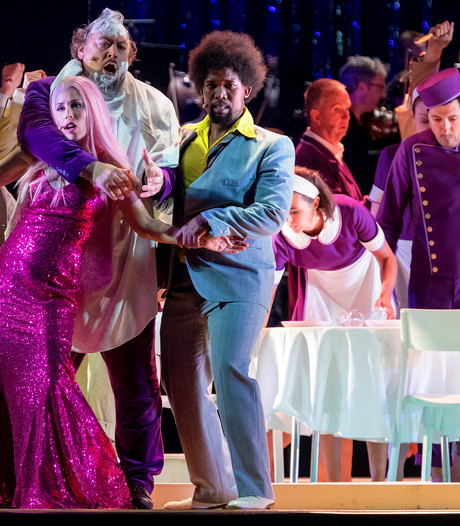 Onweer spaart Opera op de Parade