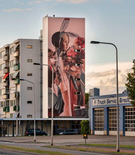 Blind Walls Gallery na 5 jaar nog lang niet klaar in Breda: 'M'n handen jeuken'