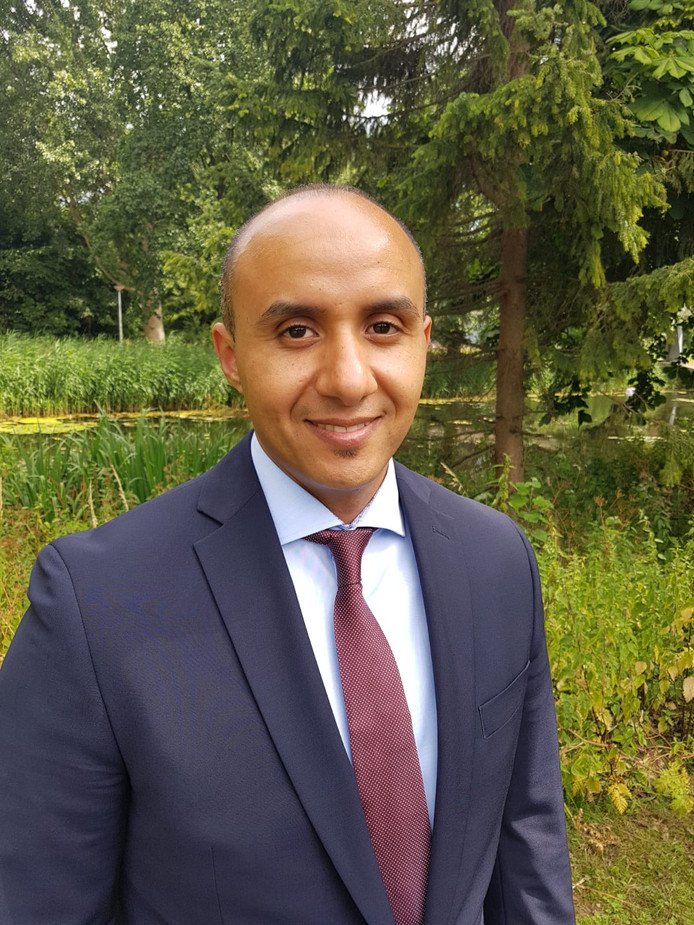 Hassan Outaklla, de nieuwe adviseur van koning Willem-Alexander