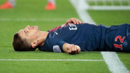 """L'Équipe erg hard voor Duivels van Monaco en het buist zelfs scorende Meunier: """"Het ging te snel voor hem"""""""