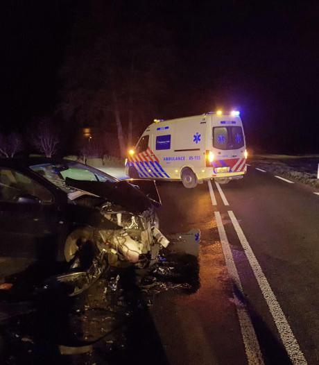 Persoon gewond bij aanrijding met vrachtwagen in Langeveen