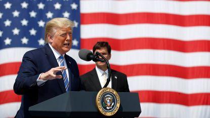 Trump overweegt om staat New York in quarantaine te plaatsen