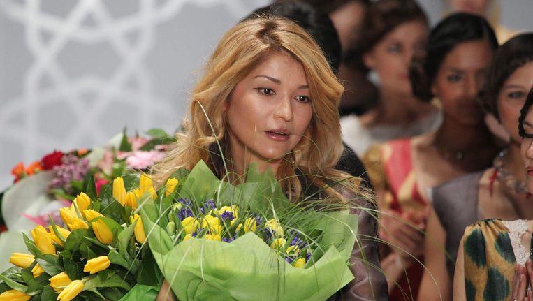 In Rotterdam gevestigde dochterbedrijven van Telia betaalden Gulnara Karimov jarenlang steekpenningen Beeld epa
