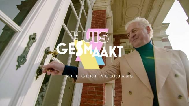 Bekijk 'Huis Gesmaakt met Gert Voorjans' op VTM GO