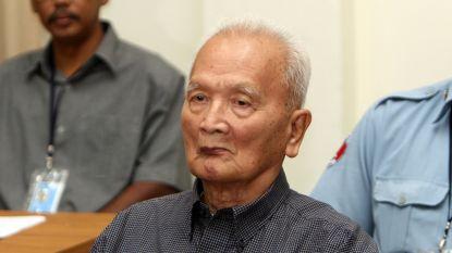 Vroegere ideoloog van Rode Khmer overleden