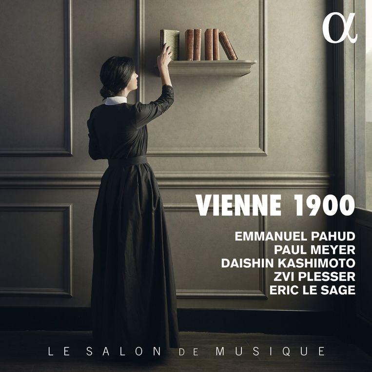 Le Salon de Musique – Vienne 1900. Beeld