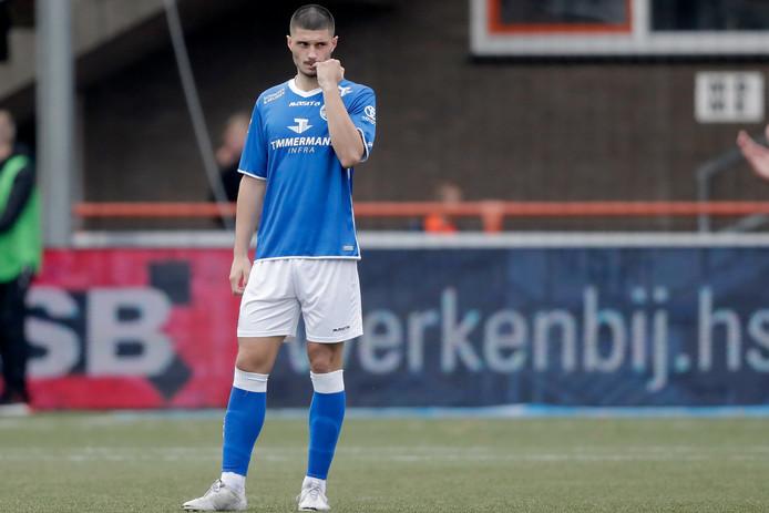 Stefan Velkov is een twijfelgeval bij FC Den Bosch.