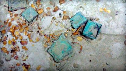Miljoenen aan goud gevonden in gezonken schip uit 19de eeuw
