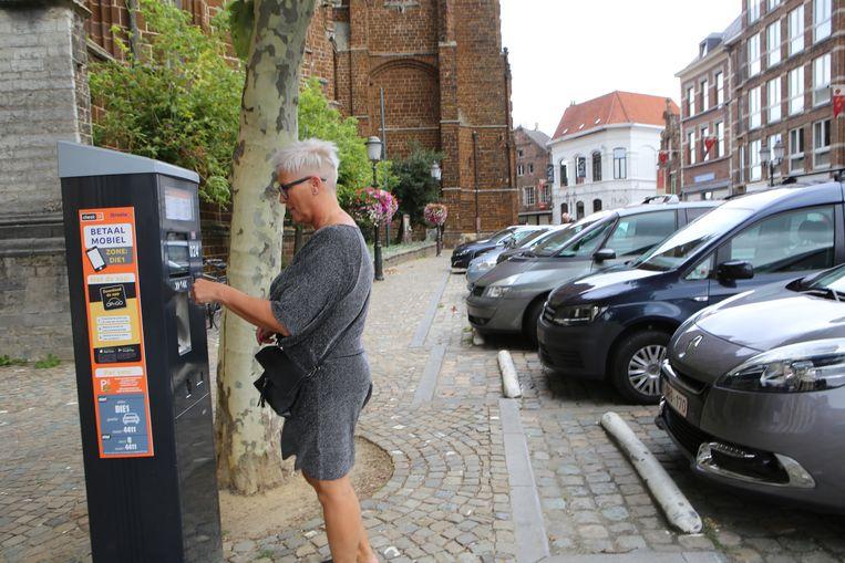 Sp.a wil het eerste halfuur parkeren gratis voor alle inwoners.