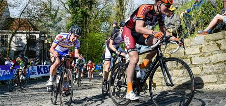'Tour in 2019 over Muur van Geraardsbergen'