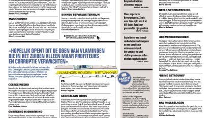 """""""De standvastige Vlaamse houding van CD&V zal die partij geen windeieren leggen"""""""