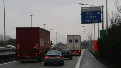 Twee nachten werken op brug van N41 over E17