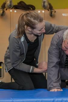 Meer ouderen overlijden door valpartij, de beste remedie is toch in beweging blijven