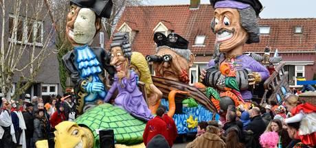 Carnaval: alle optochten in kaart