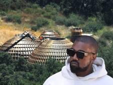 Les huttes de Kanye West ne plaisent pas à ses voisins