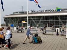 Fijnstof op Eindhoven Airport