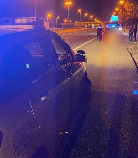 Broers worden na achtervolging door politie Zwolle gepakt met gestolen katalysator