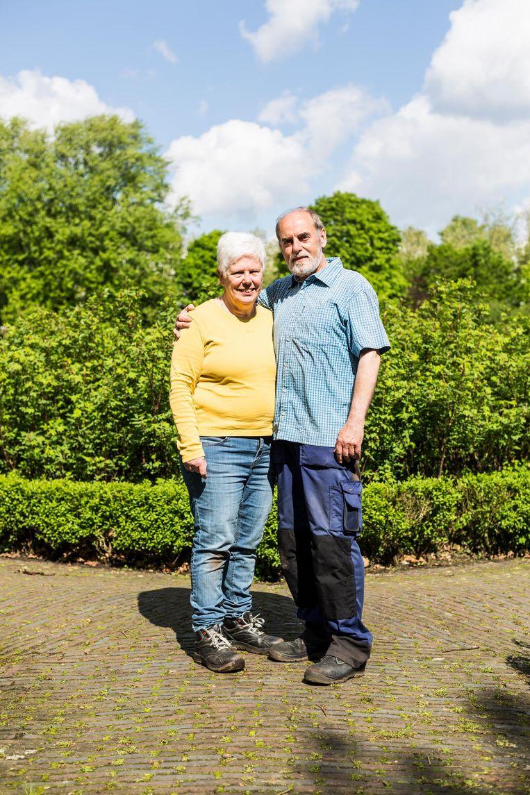 Hans en Gon Homburg Beeld Tammy van Nerum