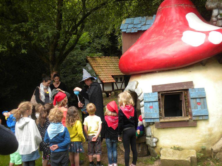 Kinderen zijn welkom in het kabouterbos op 16 juni.