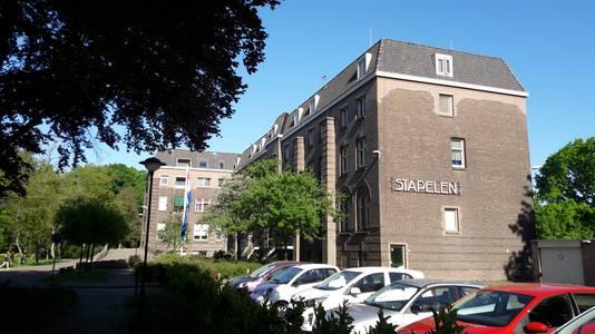 Appartementengebouw Stapelen in Boxtel, een van de vele locaties van woningcorporatie JOOST.