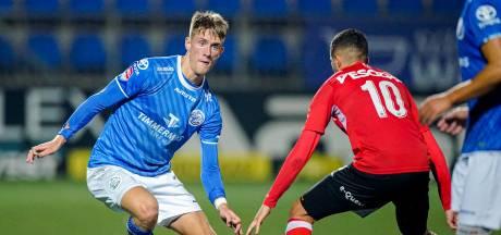 Invaller Bolsius lichtpuntje bij eerste thuisnederlaag FC Den Bosch: 'Voelde meteen goed toen ik erin kwam'