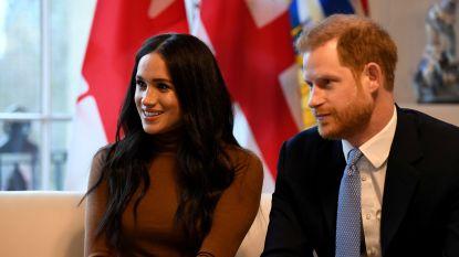 Canada stopt met betalen beveiligingskosten Harry & Meghan