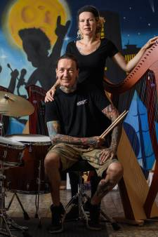 TM Music en Popschool D & D in Eibergs pand: buurtsuper nu supermuzikaal