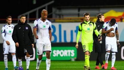 Tienkoppig Anderlecht gaat onderuit bij KV Mechelen en mag play-off 1 vergeten