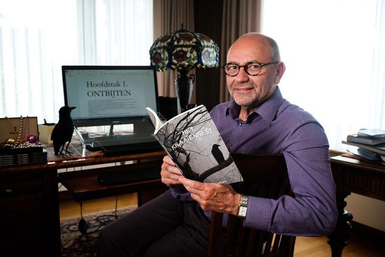 Ludo Driesen (64) schrijft debuutroman 'Het Kraaiennest'