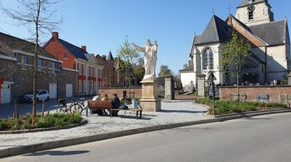 Asfalteringswerken in Brugstraat en Lange Dreef