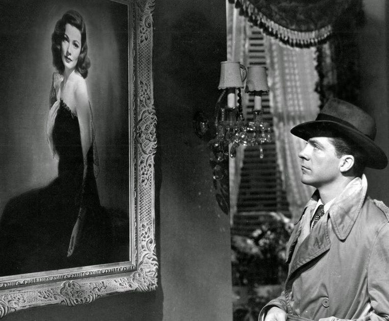 Beeld uit Laura van Otto Preminger. Beeld null