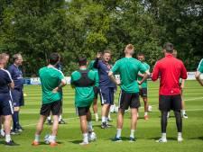 Warme dagen op komst: PEC Zwolle stelt tropenrooster in