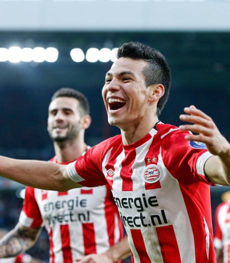 PSV blaast Ajax omver in topper en deelt eerste tik uit in titelstrijd