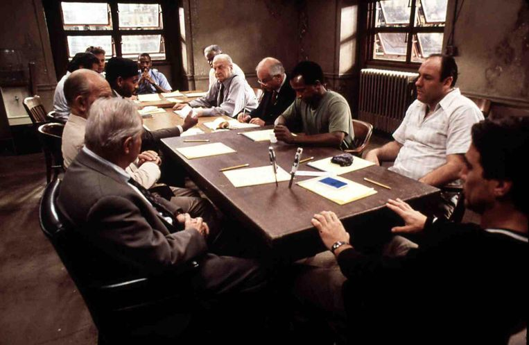 12 Angry Men Beeld Imageselect