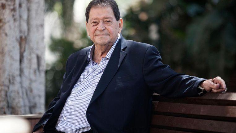 De Israëlische ex-minister Ben-Eliëzer. Beeld ap