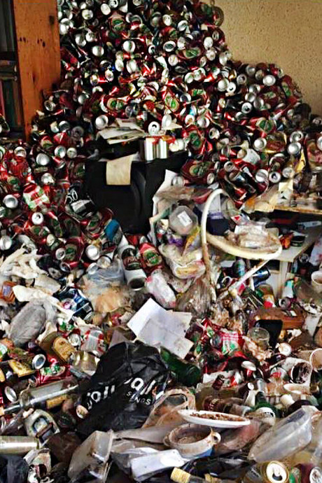 Slachtoffer huis vol afval: Die rotzooi kon me niets meer schelen