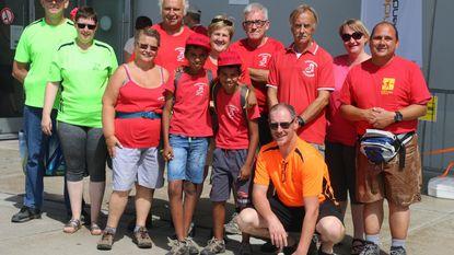 2.321 wandelaars voor 'Ronde van Vlaanderen'