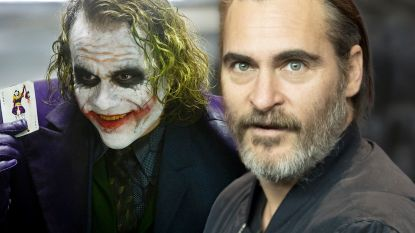 Joaquin Phoenix is de nieuwe Joker