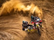Bax pakt derde wereldtitel zijspancross