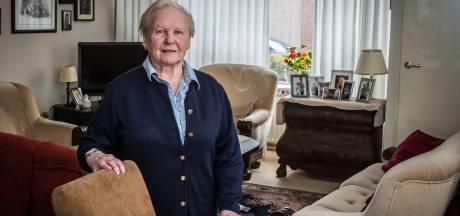 Dinie uit Almelo woont al 87 jaar in hetzelfde huis