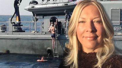 """Toeriste overleeft 10 uur lang in volle zee nadat ze 's nachts van cruiseschip valt: """"Liedjes zingen hielp me erdoor"""""""