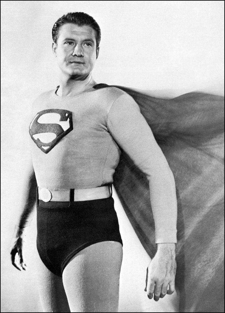 George Reeves speelde Superman op tv. Hij werd naakt op z'n bed gevonden. Zelfmoord, werd gezegd. Maar hij zou zijn vermoord door de man van zijn minnares.